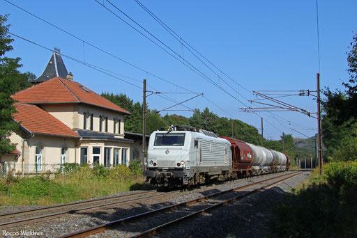 BB37522 mit 63754 Lerouville/F - Creutzwald/F, L'Hôpital 09.09.2016