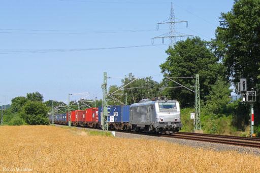 BB37034 mit DGS 44428 Ludwigshafen BASF Ubf - Forbach/F (Sdl.), Kirkel 19.07.2016