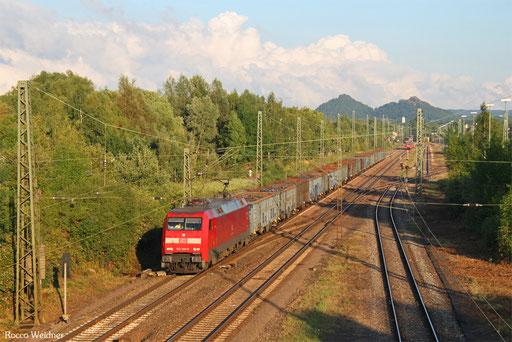 152 140 mit EZ 45678 Homburg(Saar) Hbf - Belval-Usines/L, Bous(Saar) 08.07.2017