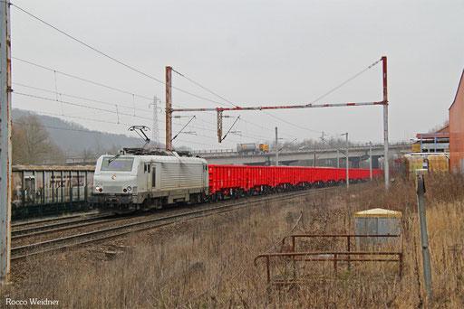 BB37516 mit 62880  Forbach - Calais-Fréthunm (Sdl.), Morsbach 08.02.2017