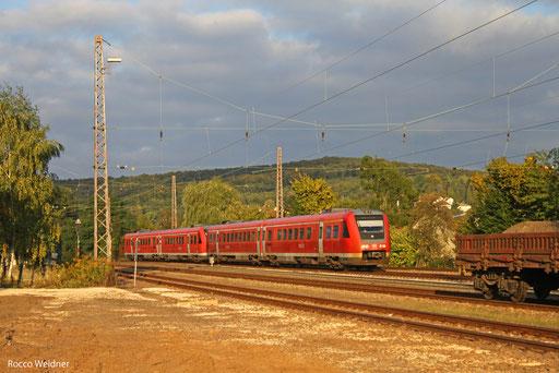 DT 612 141 + 612 ...