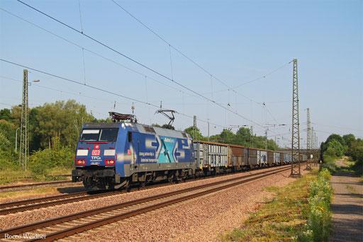 152 138 mit EZ 45679 (Belval-Usines) Bettembourg/L - Homburg(Saar) Hbf, Bous(Saar) 21.06.2017
