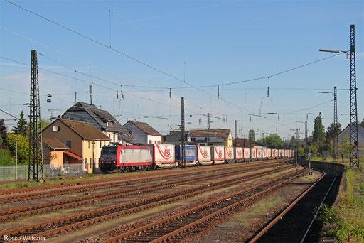 4015 mit DGS 41565 Bettembourg - München-Laim Rbf, Ensdorf(Saar) 17.05.2017
