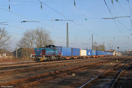 275 502 mit DGS 95261 Dillingen(Saar) Katzenschwänz - Homburg(Saar) Hbf, Ensdorf 09.03.2016