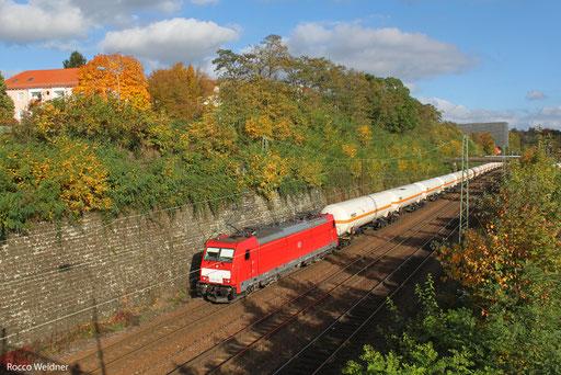 186 332 mit XP 49248 Marl-Hüls - Forbach/F (Creutzwald), Saarbrücken 24.10.13