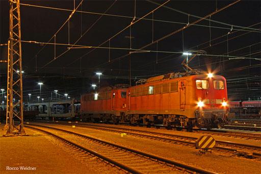 DT 140 843 + 140 850 mit EK 55958 Saarbrücken Rbf West - Dillingen(Saar), 27.01.2016