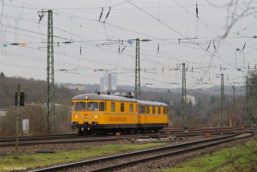 726 002 Messfahrt Fürstenhausen - Saarbrücken, 23.01.2018