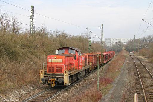 294 716 mit EK 55523 Illingen(Württ) - Kornwestheim Rbf NW, 15.03.2017