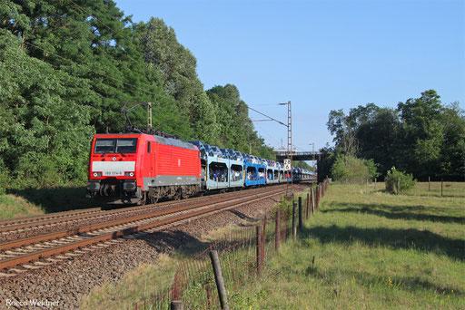 189 074 mit GA 47730 Dillingen Ford - Vlissingen Sloehaven/NL, Dillingen(Saar) 04.07.2017