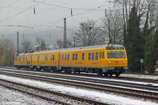 719 001 als Mess NbZ 92602 Gau Algesheim - Saarbrücken Hbf (Sdl.), Dudweiler 03.03.2016