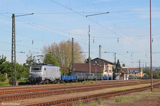 BB37038 mit DGS 42483 Ehrang Nord - Gubin/PL (Sdl.), Ensdorf(Saar) 17.05.2017