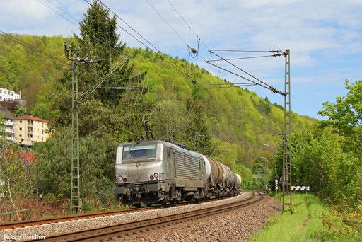BB37029 mit DGS 47212 Duisburg-Wedau - Forbach/F, Scheidt(Saar) 11.05.2017