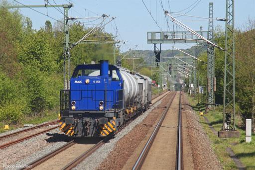Bauz 92549 Karlsruhe Gbf - Ehrang Nord (Sdl.), Hauptstuhl 10.05.2017