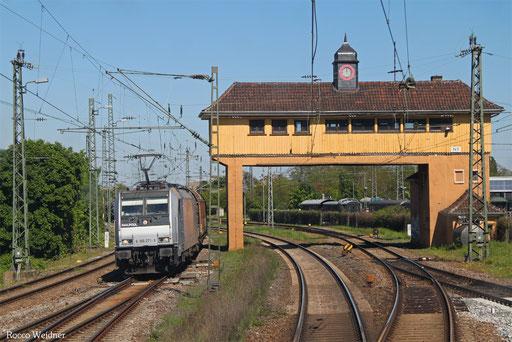 186 271 mit DGS 69442 Brake/Unterweser - Neunkirchen(Saar) Hbf, Neustadt(W) 10.05.2017