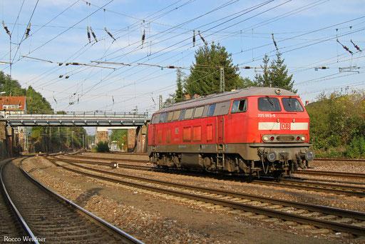 218 003, Saarbrücken 13.10.2016