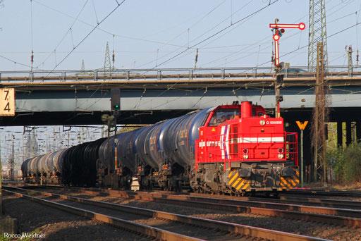 271 029 mit DGS 50686 Köln-Eifeltor - Brühl Gbf, 03.04.2017