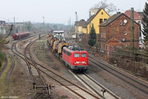 139 132 mit GM ..... Dillingen Hochofen Hütte - Völklingen, Bous 19.02.2013