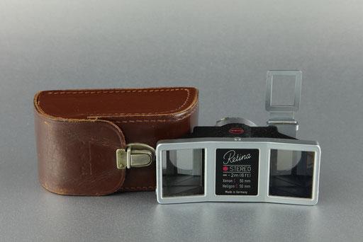 KODAK Retina Original Stereovorsatz  © engel-art.ch