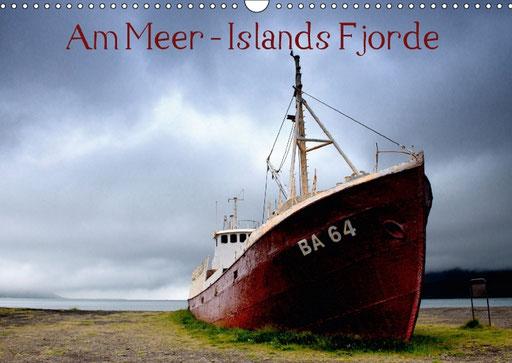 Am Meer - Islands Fjorde