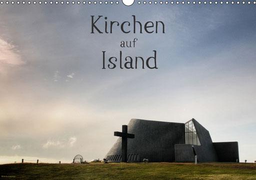 Kirchen auf Island