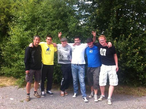 Holger & die Jungspunde