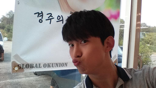 옥빠들 쬭~ ♥ @OKUNION 2014/07/14 18:33 @taeccool tweetより