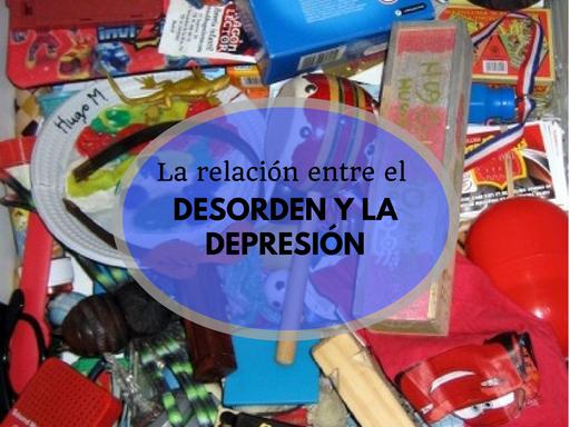 Relación entre depresión y acumulación - AorganiZarte