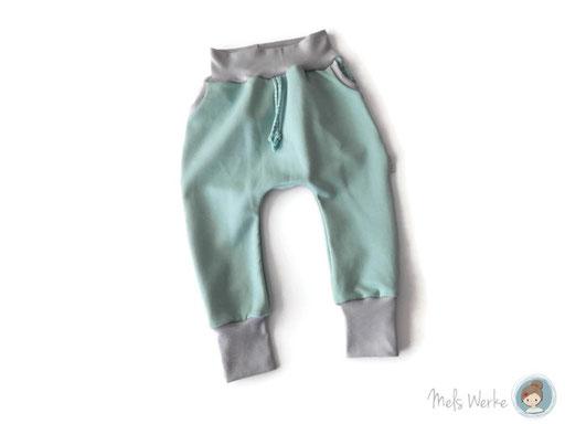 Baggy Pants mit Taschen