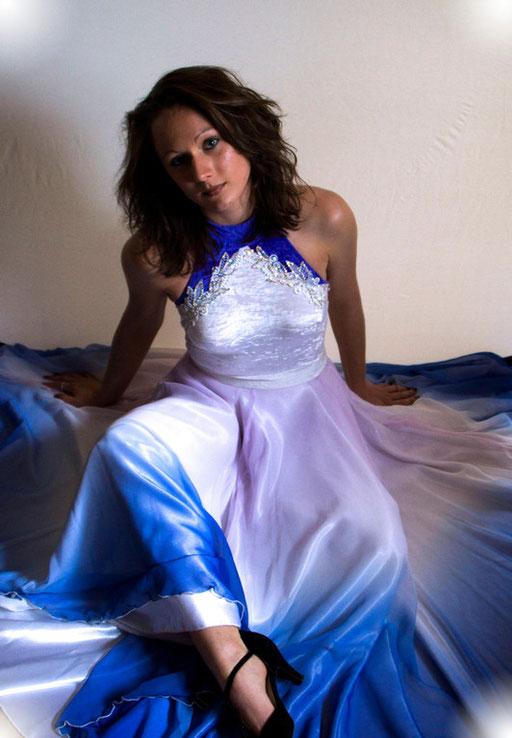 Danseuse, robe de bal