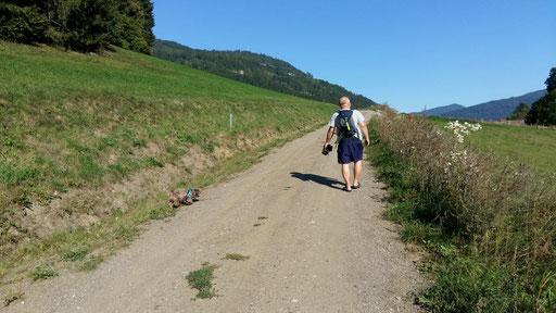 ... wandern in der Steiermark ... 2,1J
