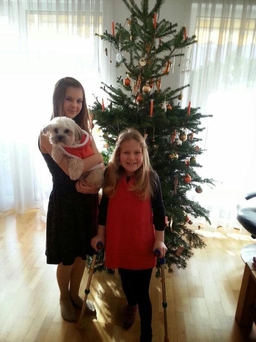 ... mein erstes Weihnachten ... 11Mo