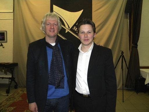 avec Jan van der Roost