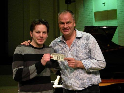 avec Jens Lindemann