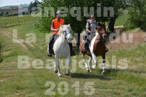 La Route Du Beaujolais 2015 - dimanche 24 mai 2015 - parcours en matinée - 75