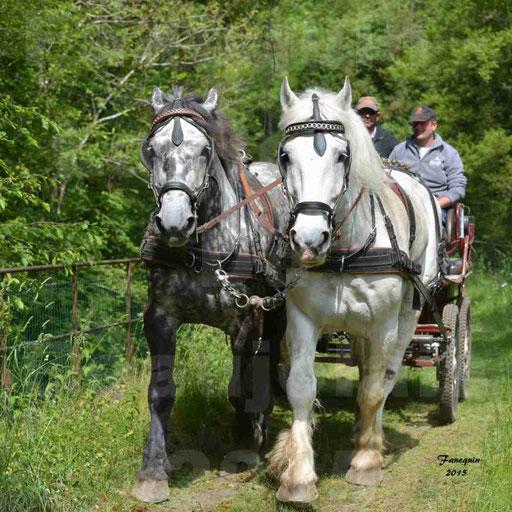 La Route Du Beaujolais 2015 - samedi 23 mai 2015 - parcours en après midi - 56