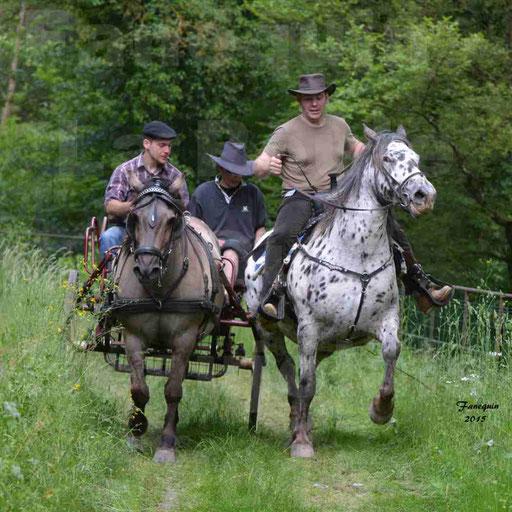 La Route Du Beaujolais 2015 - samedi 23 mai 2015 - parcours en après midi - 59