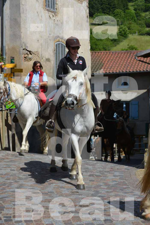 La Route Du Beaujolais 2015 - dimanche 24 mai 2015 - parcours et arrivée place d'un village - 70