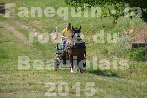 La Route Du Beaujolais 2015 - dimanche 24 mai 2015 - parcours en matinée - 18