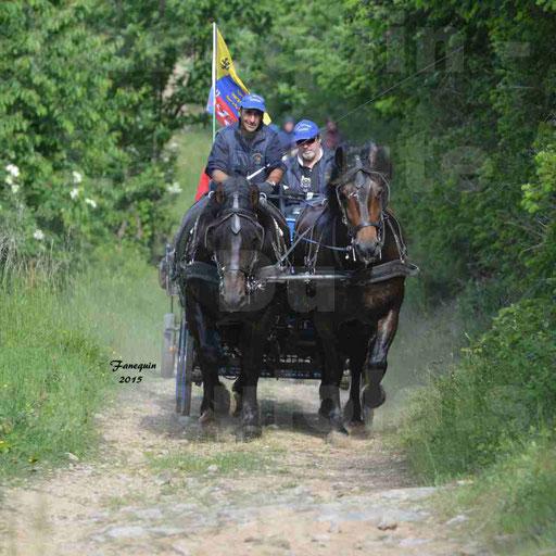 La Route Du Beaujolais 2015 - samedi 23 mai 2015 - parcours en matinée - 15