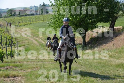 La Route Du Beaujolais 2015 - dimanche 24 mai 2015 - parcours en matinée - 59