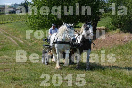 La Route Du Beaujolais 2015 - dimanche 24 mai 2015 - parcours en matinée - 30
