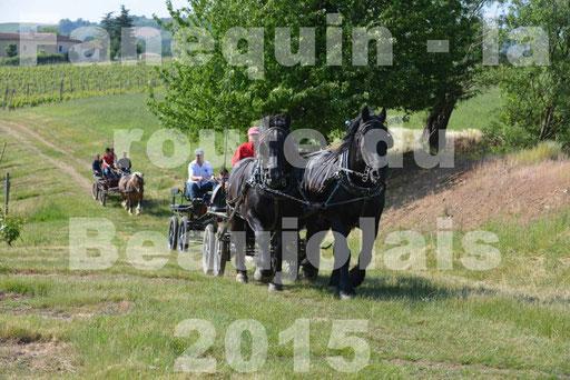 La Route Du Beaujolais 2015 - dimanche 24 mai 2015 - parcours en matinée - 20
