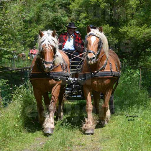 La Route Du Beaujolais 2015 - samedi 23 mai 2015 - parcours en après midi - 02