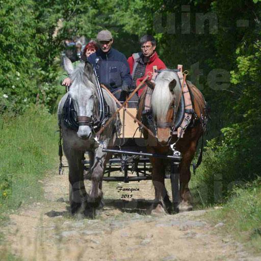 La Route Du Beaujolais 2015 - samedi 23 mai 2015 - parcours en matinée - 27