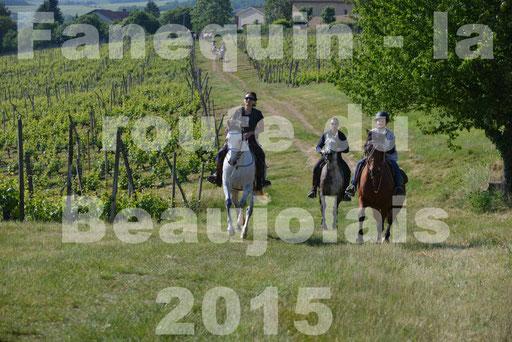 La Route Du Beaujolais 2015 - dimanche 24 mai 2015 - parcours en matinée - 01