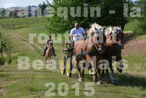 La Route Du Beaujolais 2015 - dimanche 24 mai 2015 - parcours en matinée - 28