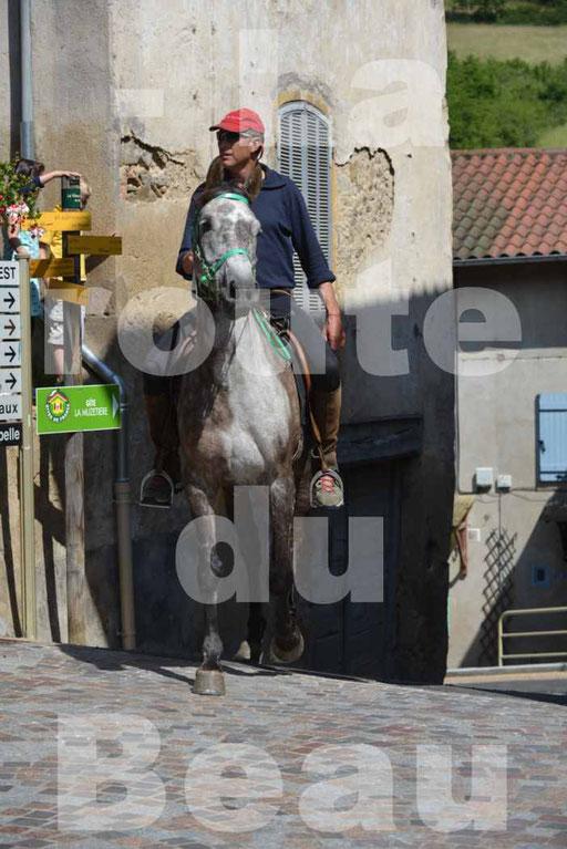 La Route Du Beaujolais 2015 - dimanche 24 mai 2015 - parcours et arrivée place d'un village - 50