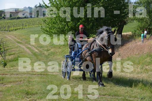 La Route Du Beaujolais 2015 - dimanche 24 mai 2015 - parcours en matinée - 27