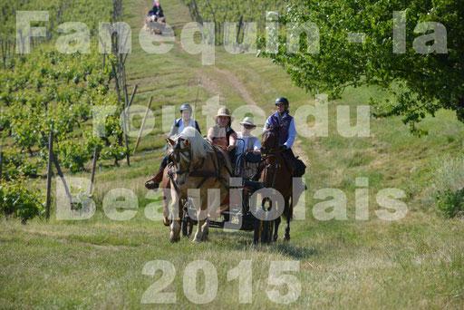 La Route Du Beaujolais 2015 - dimanche 24 mai 2015 - parcours en matinée - 02