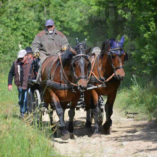 La Route Du Beaujolais 2015 - samedi 23 mai 2015 - parcours en matinée - 25